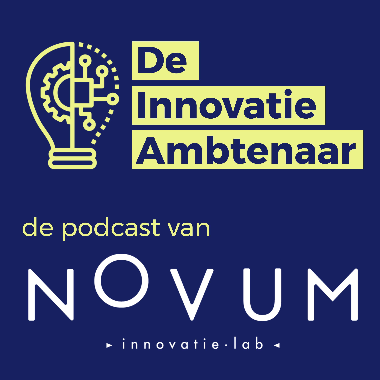 logo de innovatie ambtenaar podcast