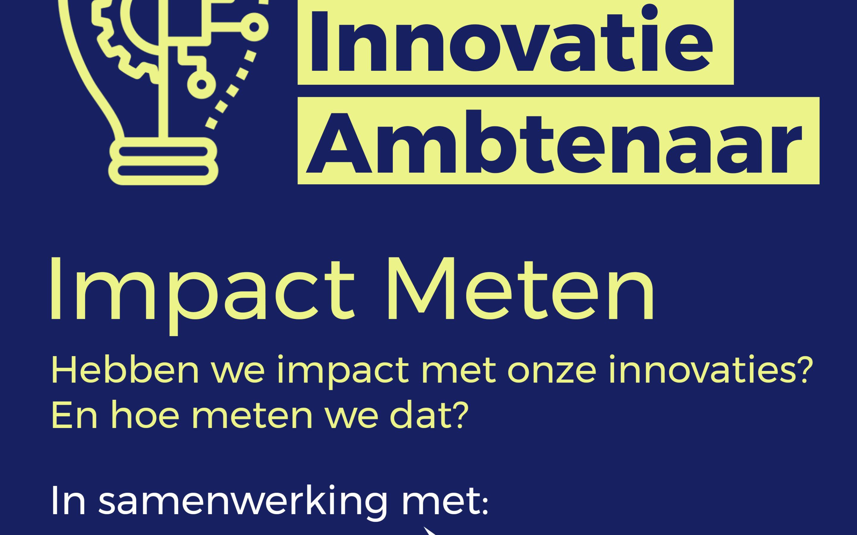 Hebben we impact met onze innovaties? En hoe meten we dat?